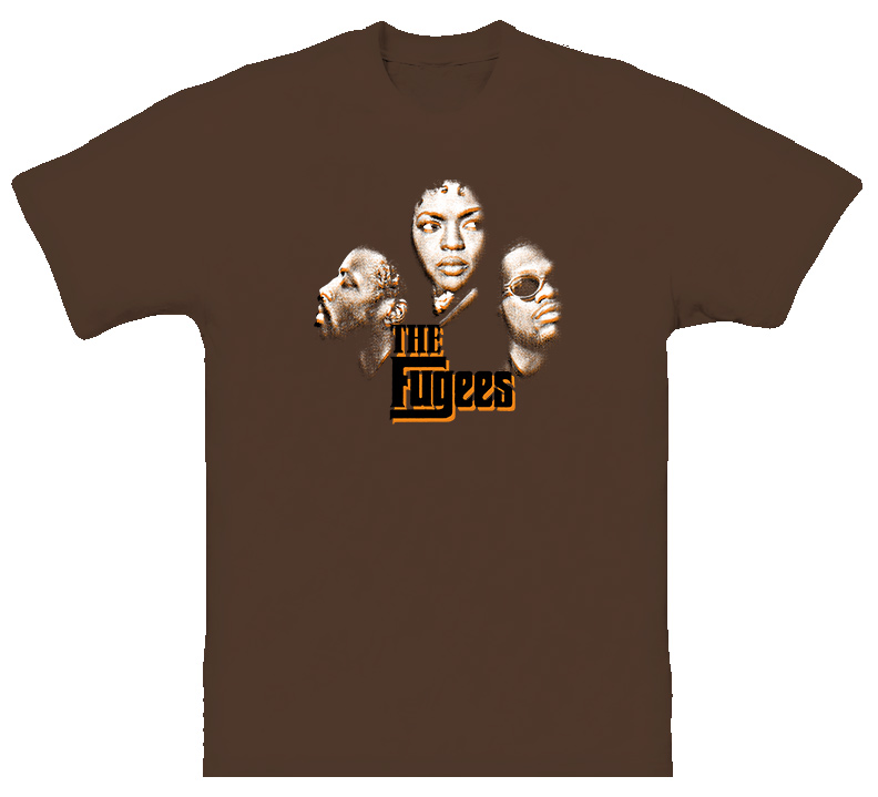 The Fugees Hip Hop Rap T Shirt