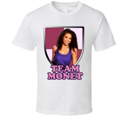 Big Brother 12 Team Monet BB12 T Shirt