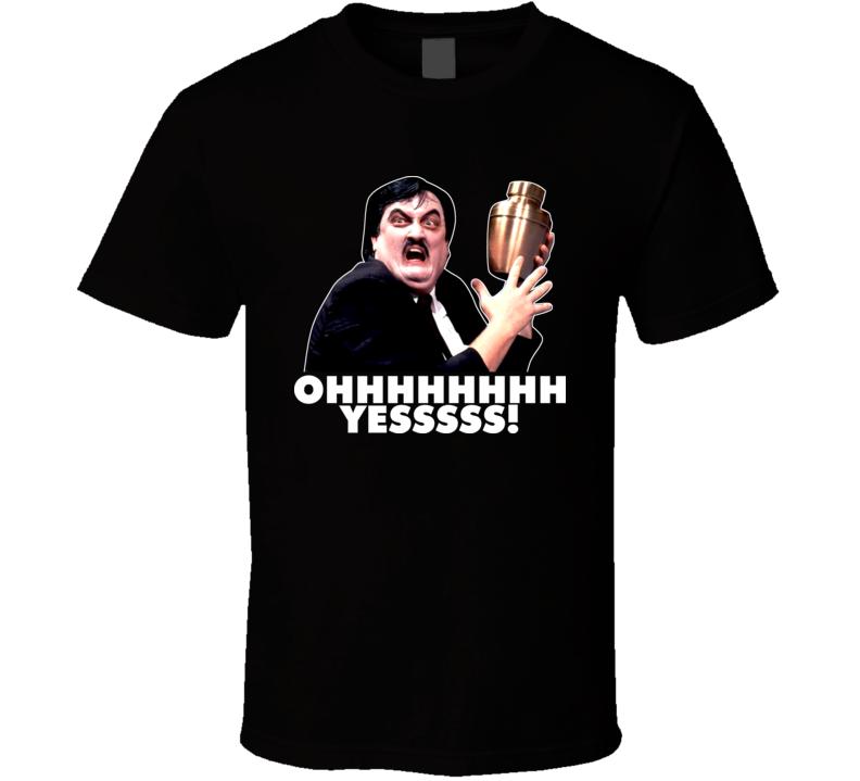 Paul Bearer Wrestling Manager Ohhhhhhh Yesssss T Shirt