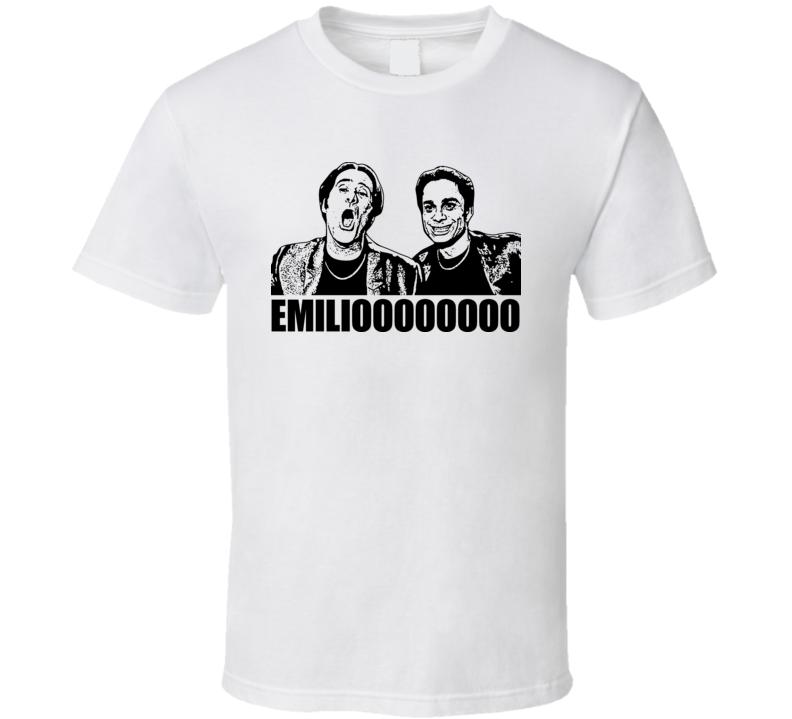 A Night At The Roxbury Emilio Movie SNL T Shirt