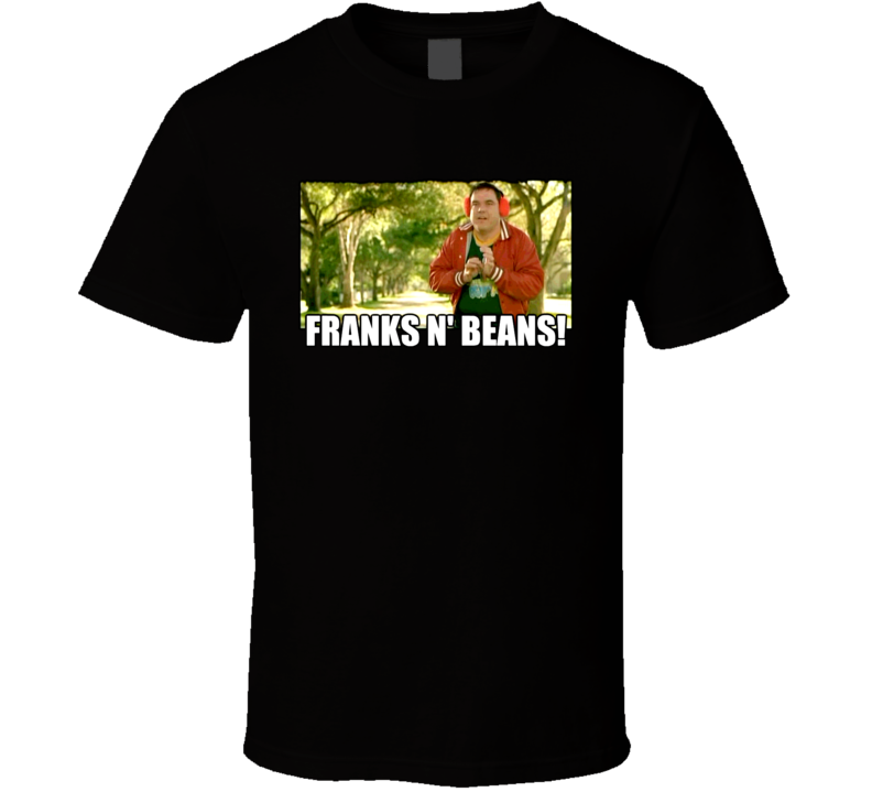 Franks N Beans Something About Mary Warren Funny T Shirt