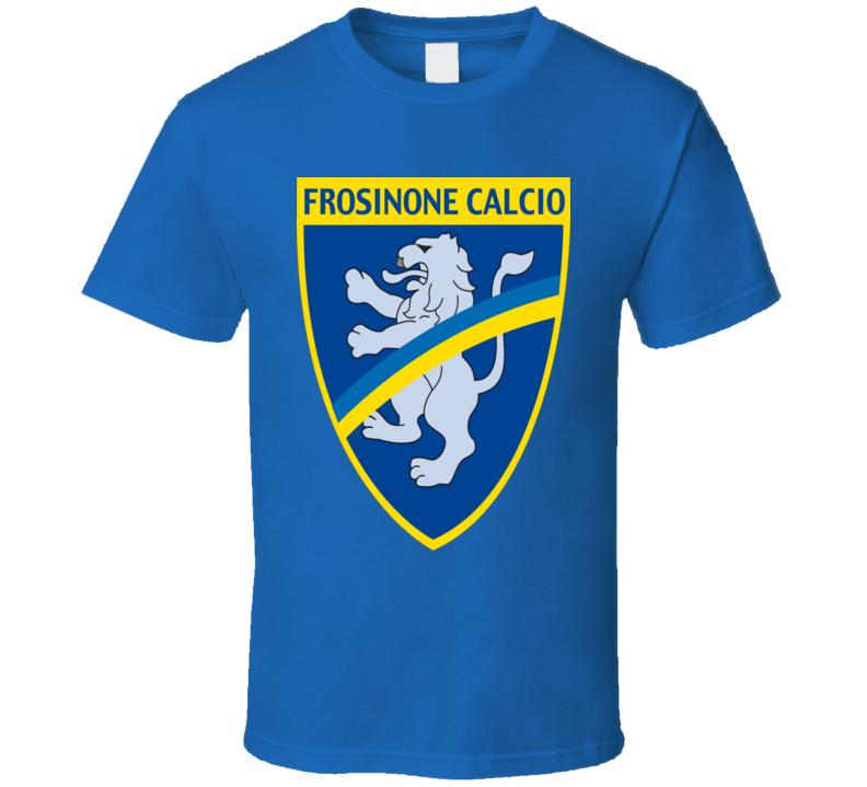 Frosinone Calcio Italian Soccer Futbol Serie A T Shirt