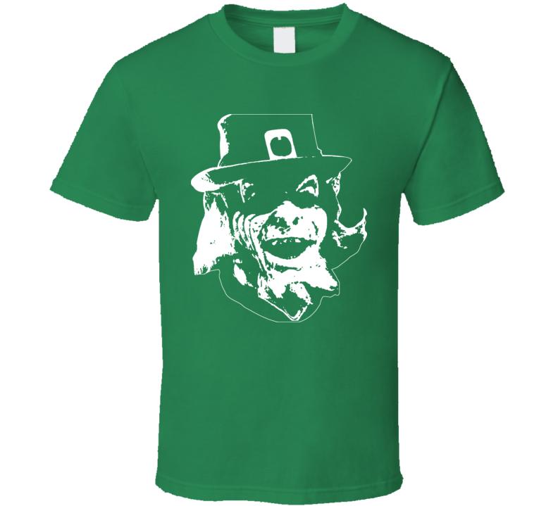 Leprechaun Movie Horror 90s T Shirt