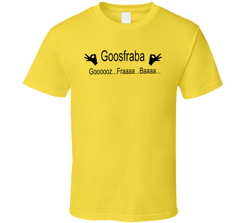 Goosfraba Anger Management Funny Saying Sandler T Shirt