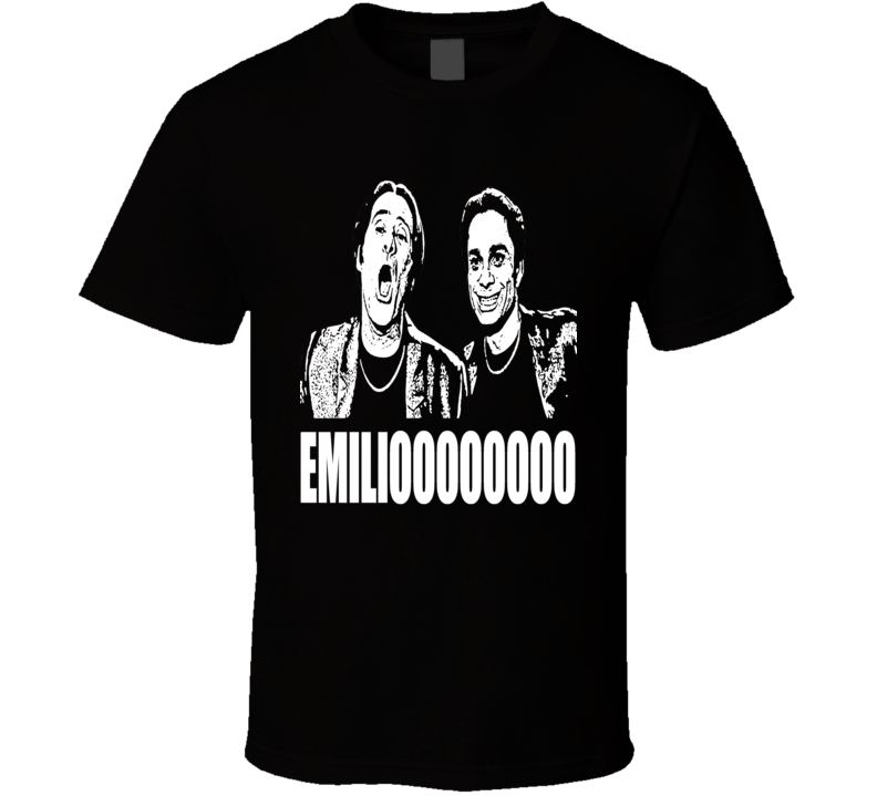 A Night At The Roxbury Movie SNL Emilioooooo Funny T Shirt
