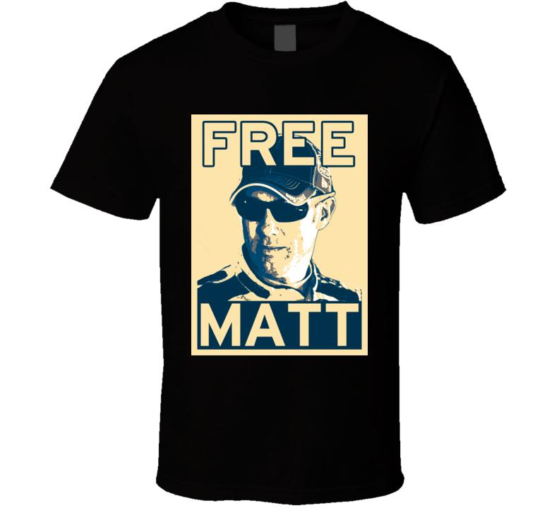 Free Matt Kenseth Race Car Driver Motor Sports T Shirt
