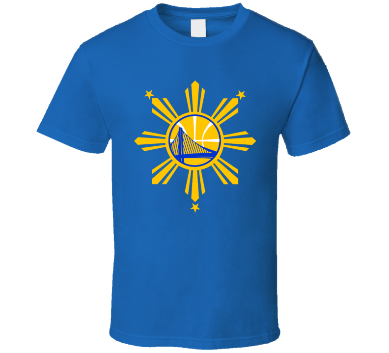 Golden State Basketball Filipino Night Philippines T Shirt