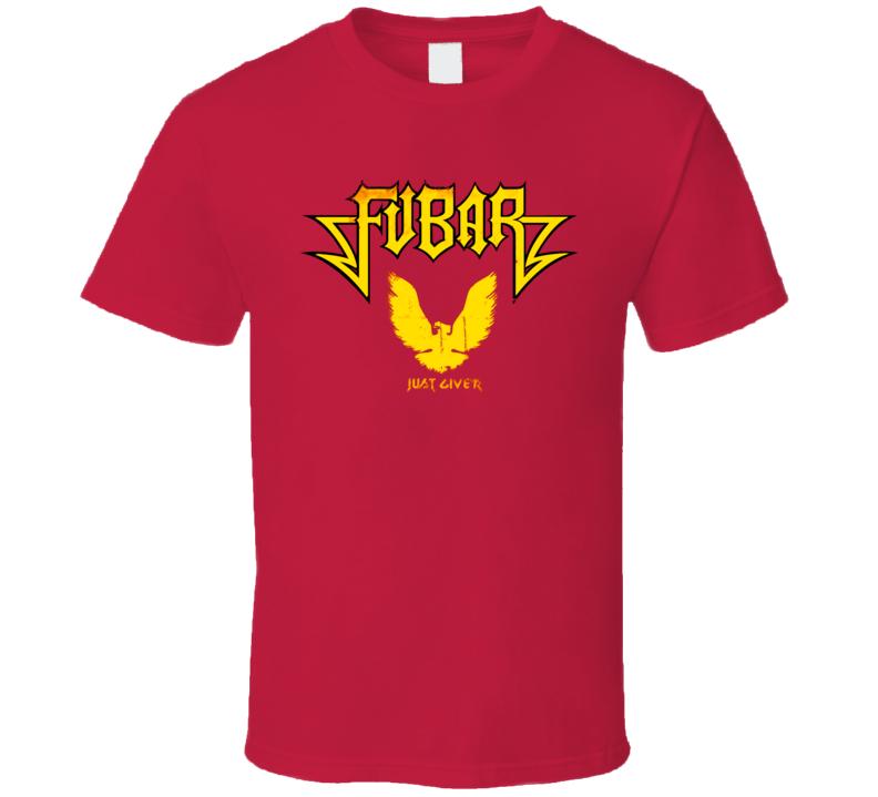 Fubar Movie Logo T Shirt