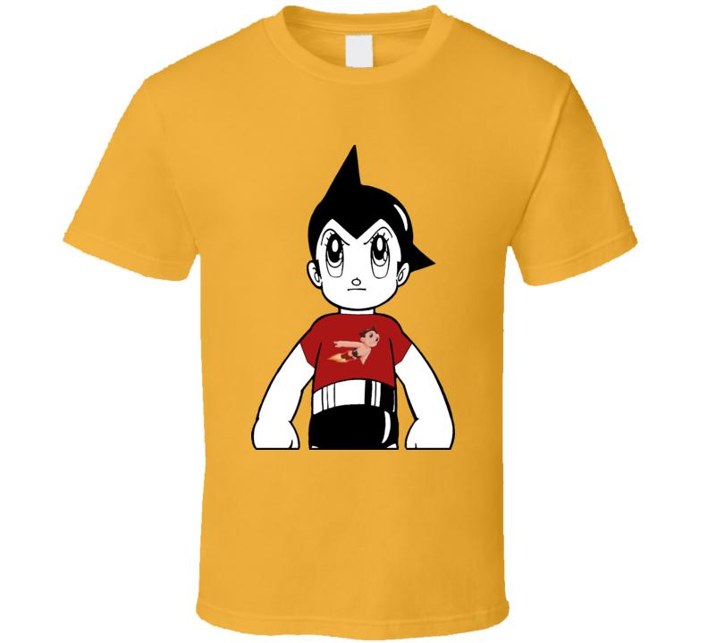 Astro Boy Cartoon T Shirt