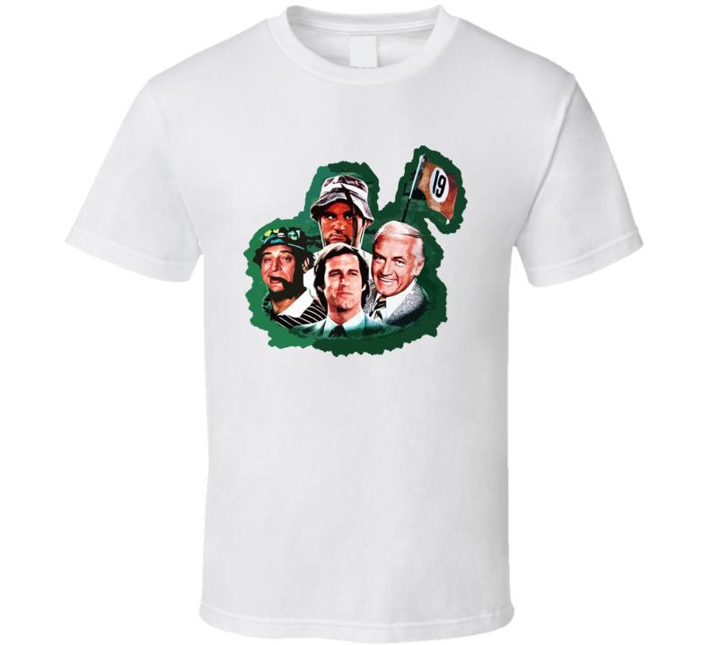 Caddyshack Poster Comedy Bill Murray T Shirt