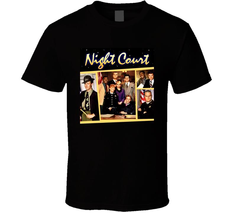 Night Court 80S Retro Tv T Shirt