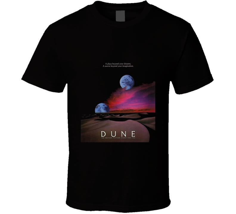 Dune Movie T Shirt