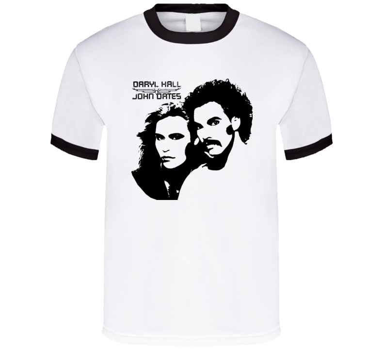 Hall And Oates Music Duo T Shirt