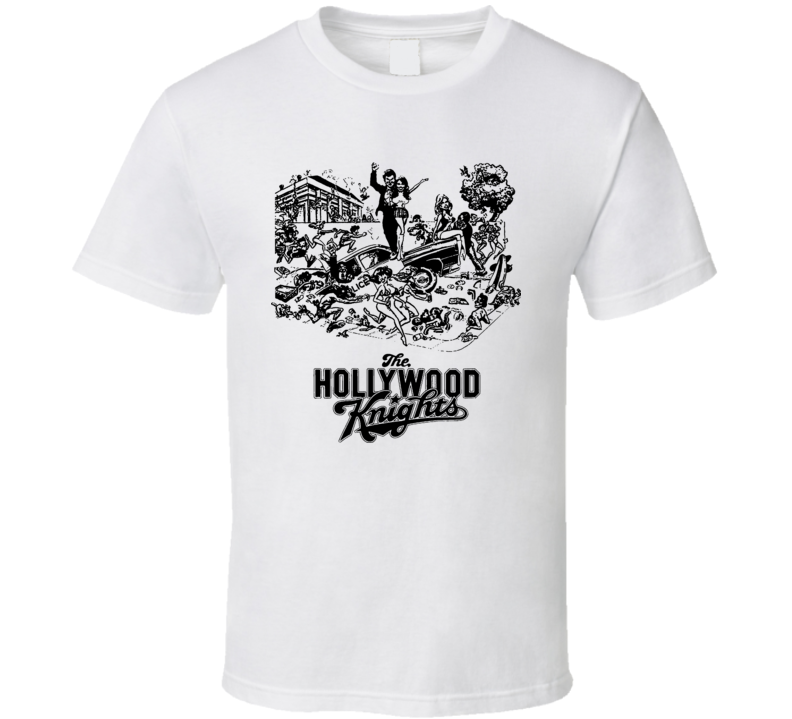Hollywood Knights Movie T Shirt