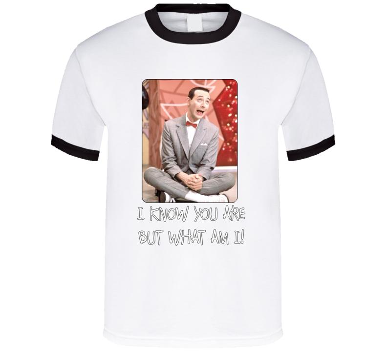 Pee Wee Herman Playhouse T Shirt