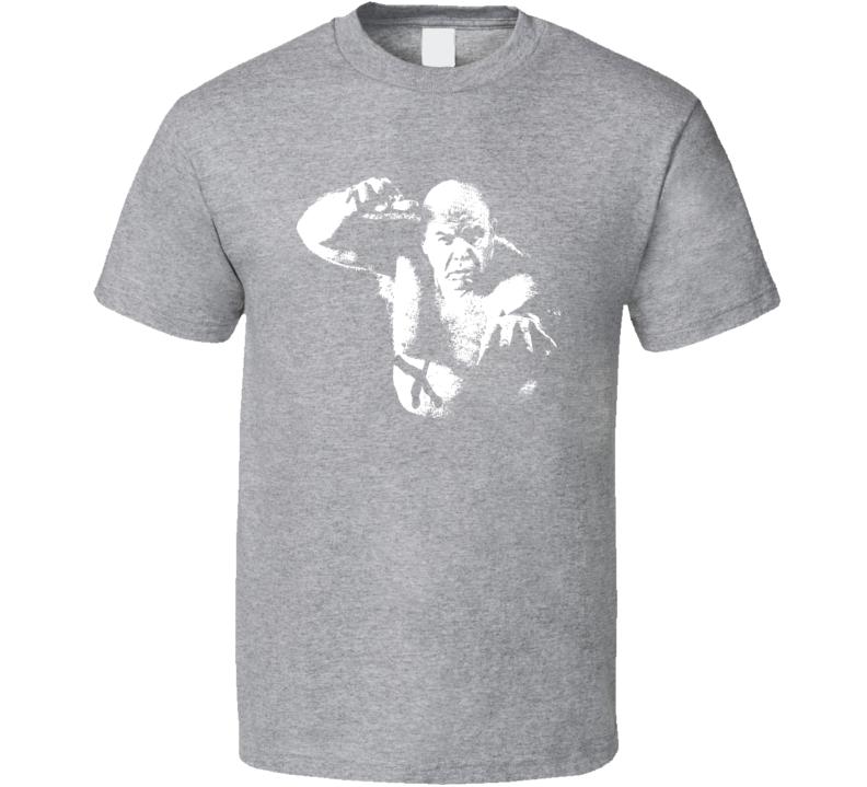George Animal Steele Wrestler Wwf Wwe T Shirt