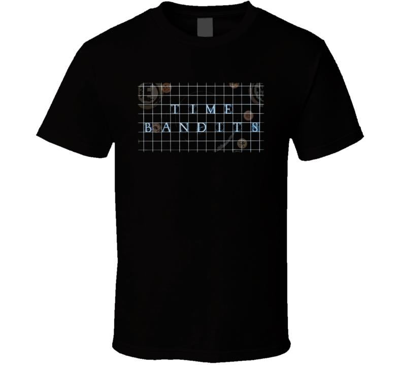 Time Bandits Fantasy Movie 80's T Shirt