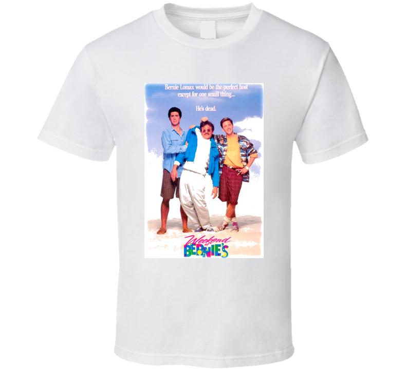 Weekend At Bernies Movie 80'S T Shirt
