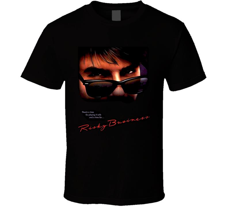 Risky Business Movie T Shirt