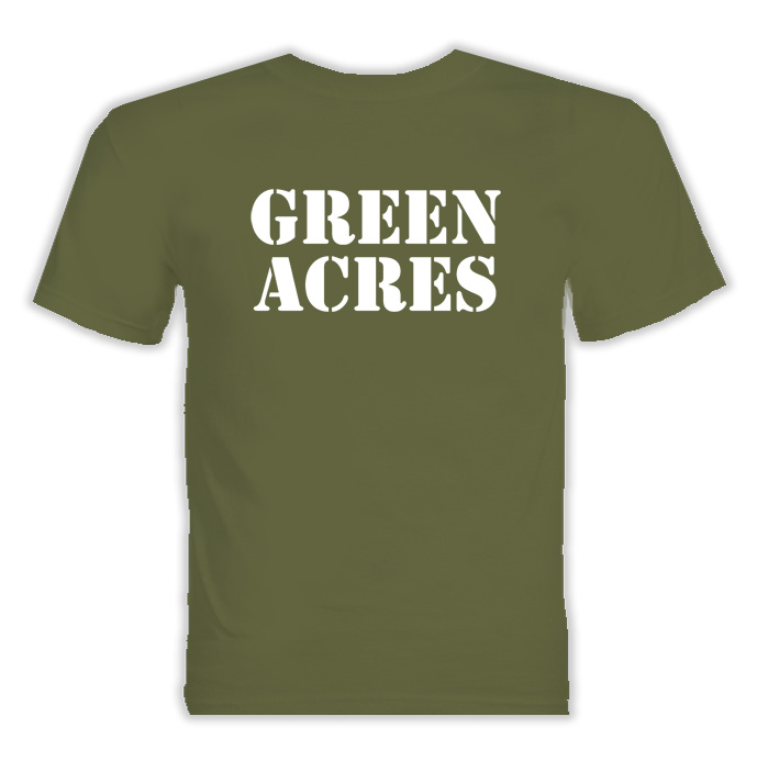 Green Acres Tv Show T Shirt