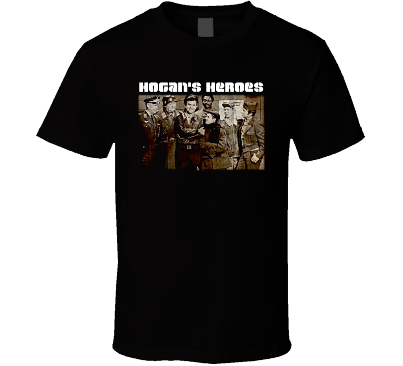 Hogan's Heroes TV T Shirt