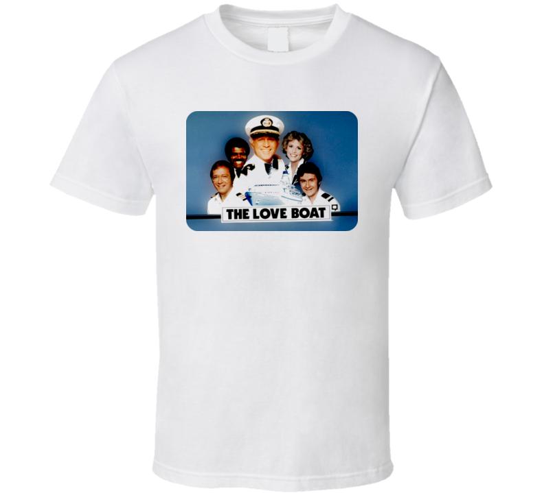 Love Boat Tv Show T Shirt