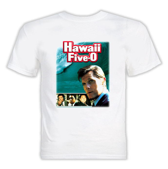 Hawaii Five-O 60s TV Series Show T Shirt