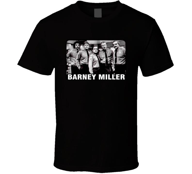 Barney Miller tv show t shirt
