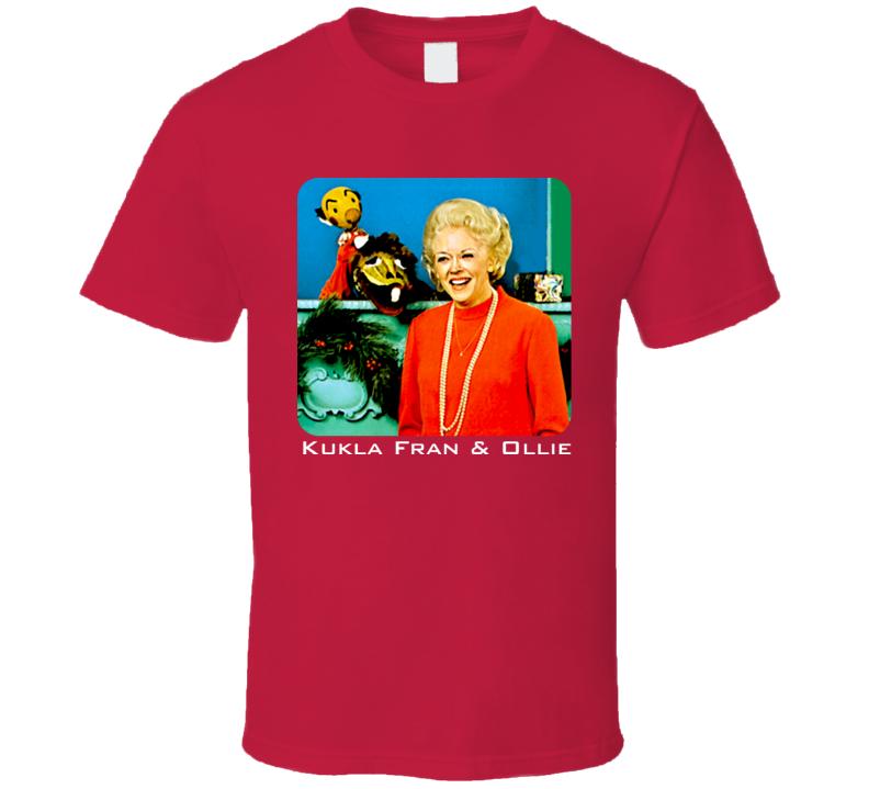 Kukla Fran And Ollie Kids TV Show T Shirt
