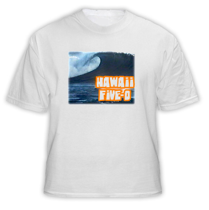 Hawaii Five-O TV Series T Shirt