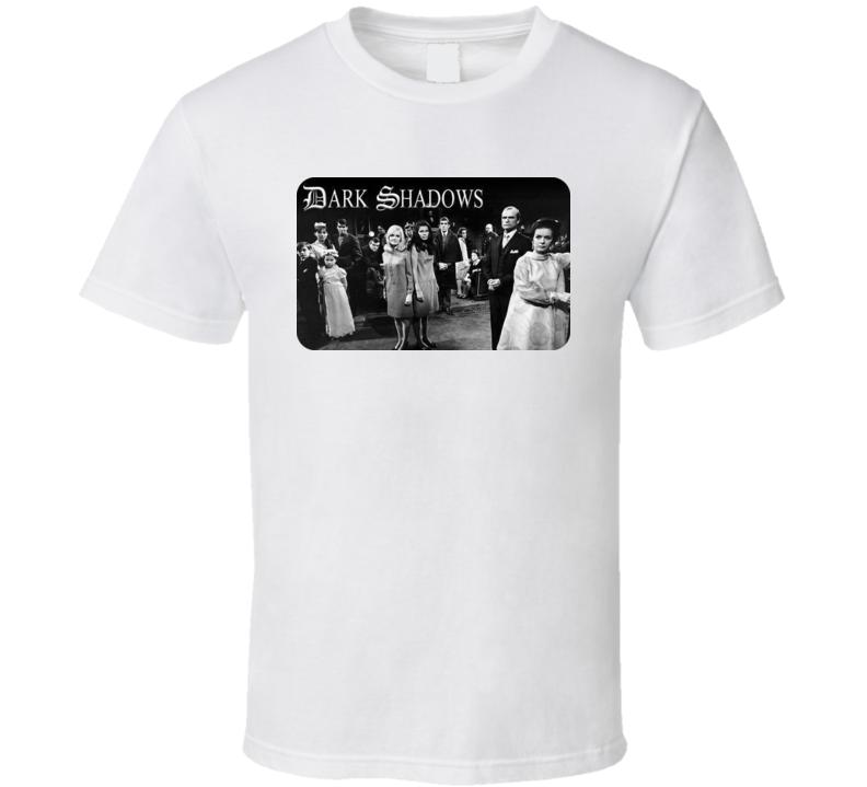 Dark Shadows TV Show T Shirt