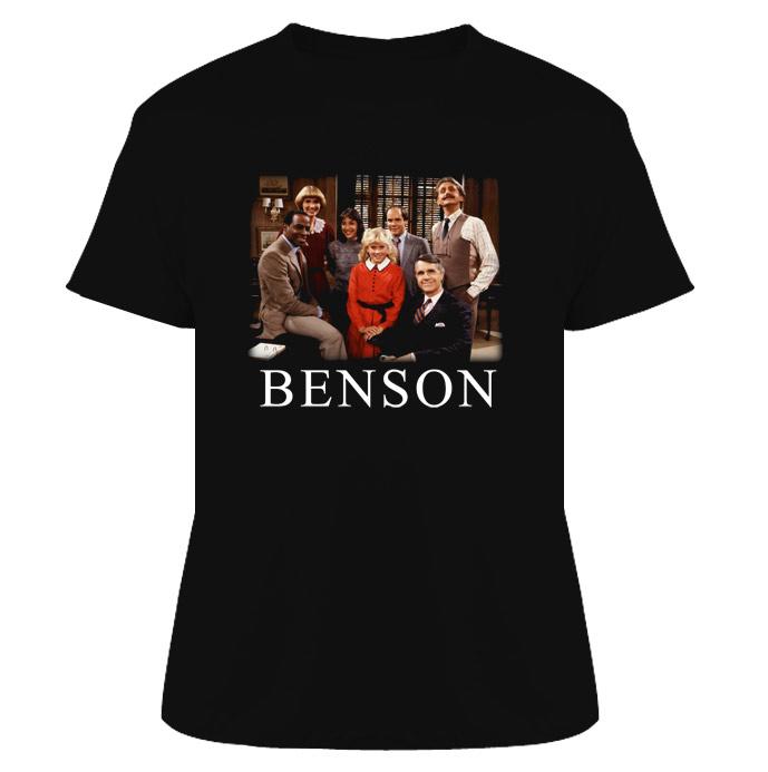 Benson TV Show T Shirt