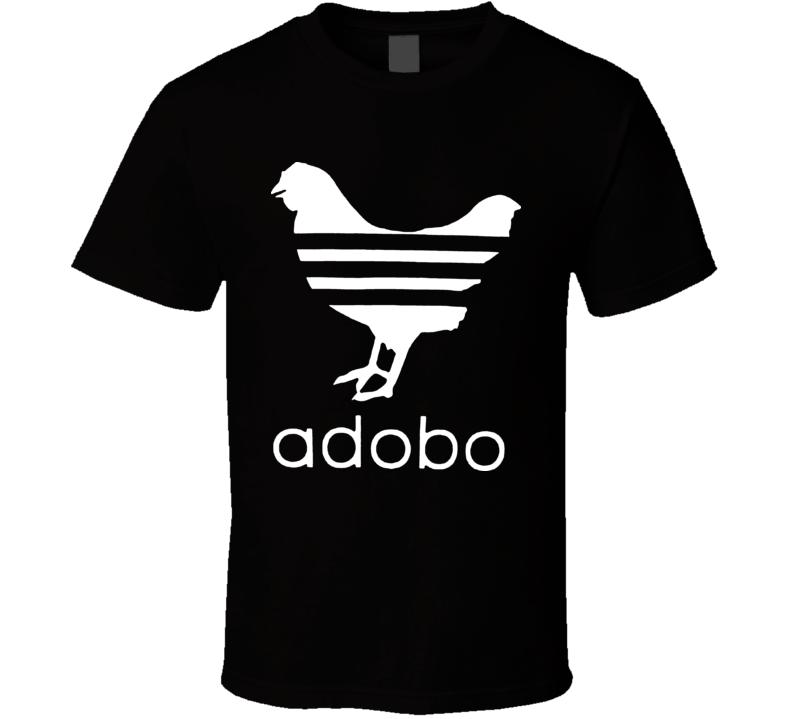 White Adobo T Shirt