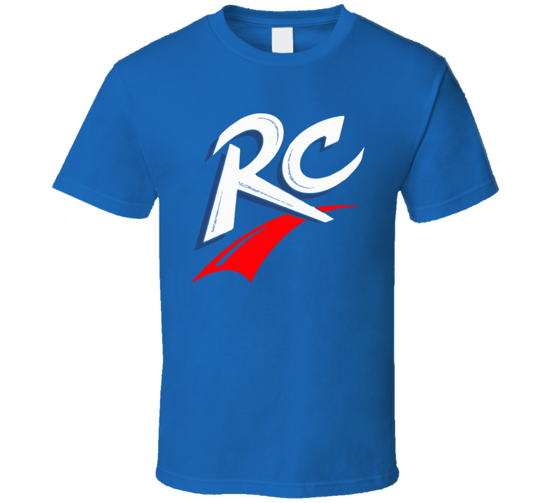 RC Cola Soft Drink Soda Pop Junk Food T Shirt