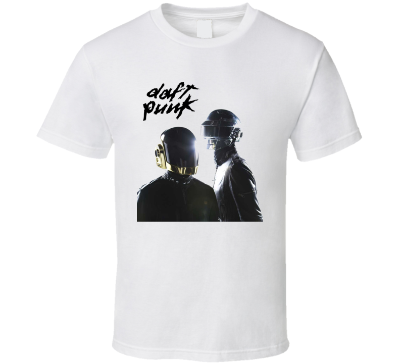 New Daft Punk T Shirt