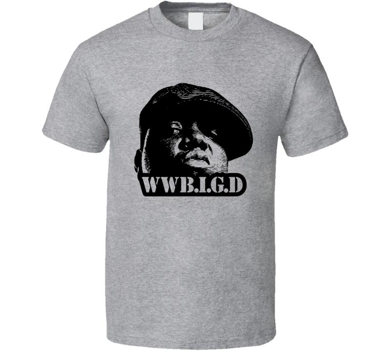 Wwbigd Notorious Biggie Hip Hop Cool T Shirt