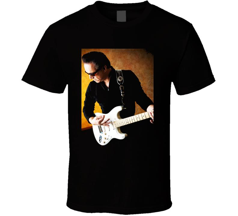 Jimmie Vaughan Music Guitarist Rock T Shirt