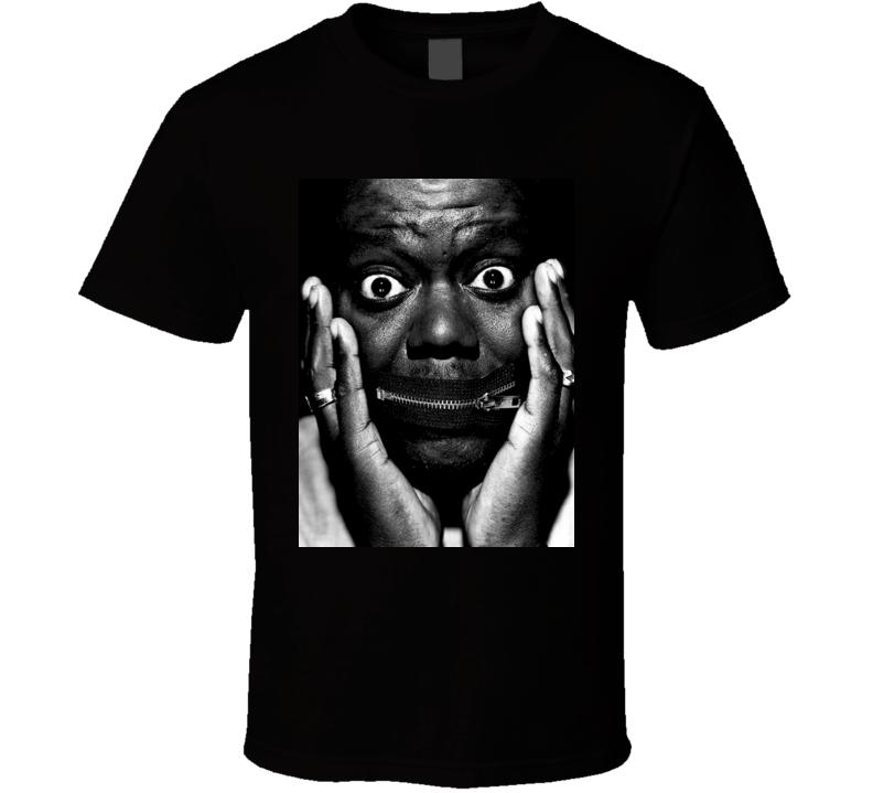 Bernie Mac Tribute T Shirt