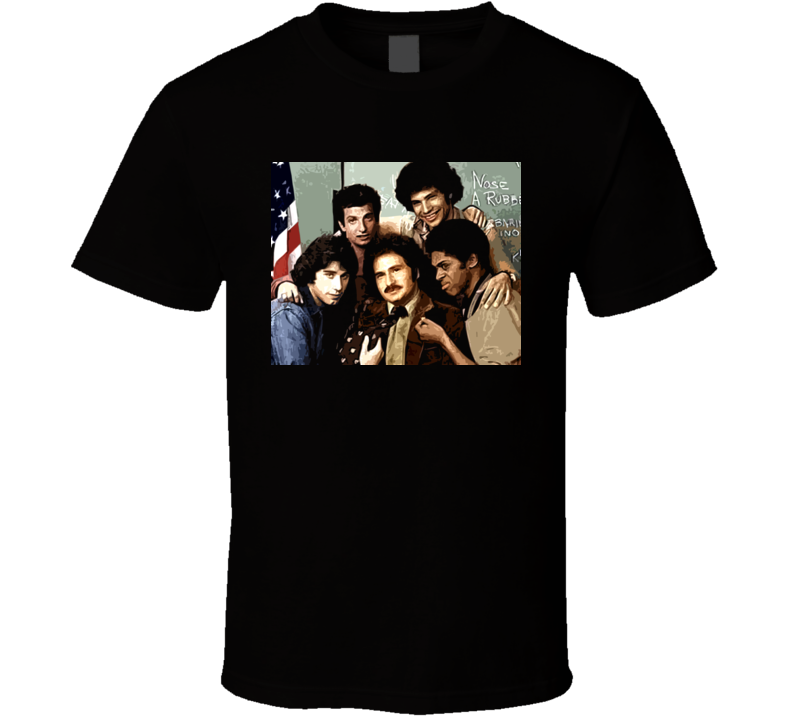 Welcome Back Kotter 70S Tv Show T Shirt