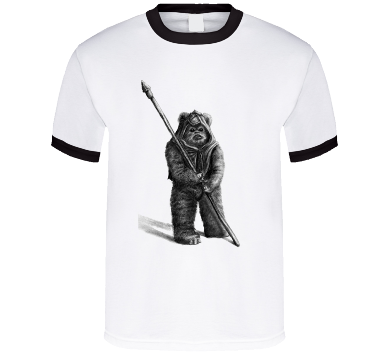 Ewok Movie T Shirt