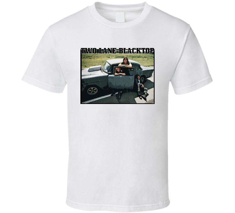 Two Lane Blacktop T Shirt