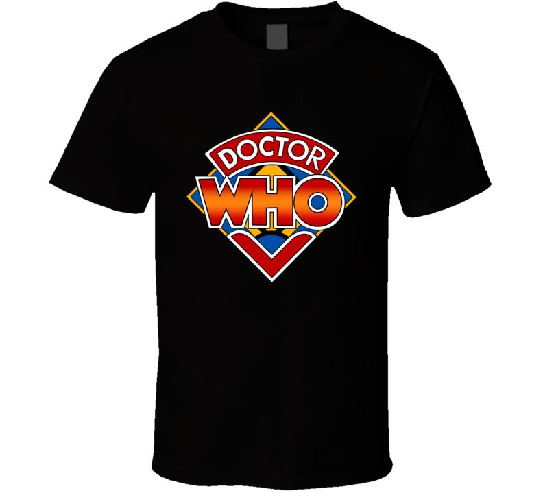 Doctor Who Classic Logo T Shirt