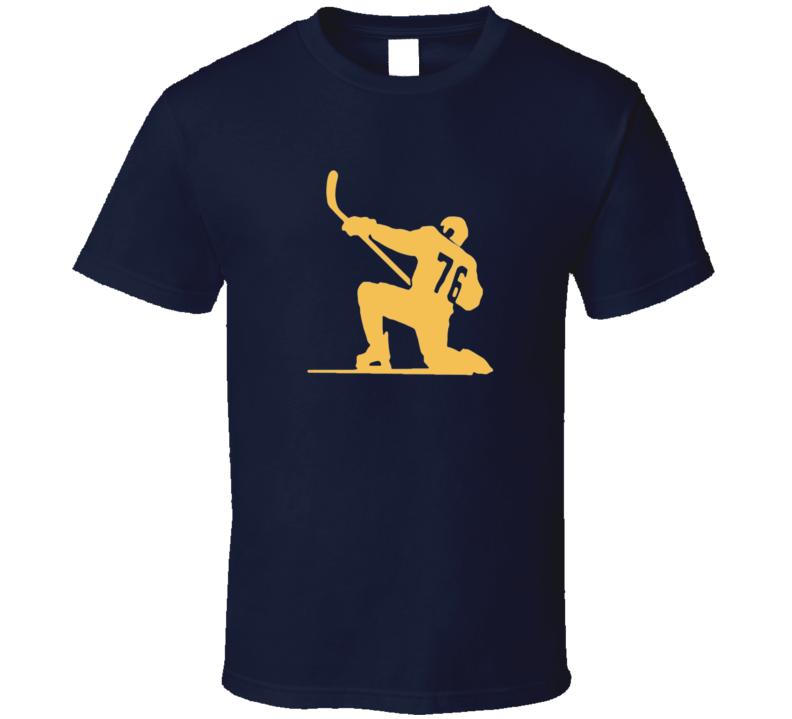 PK Subban Nashville Hockey Playoffs Defensemen T Shirt