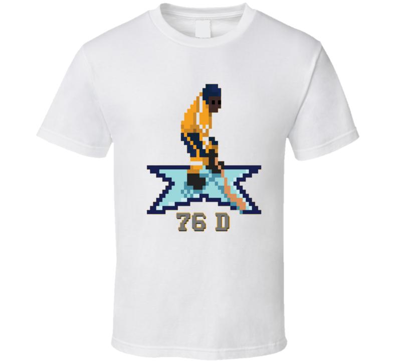 PK Subban Nashville Hockey Video Game Parody 16 Bit T Shirt