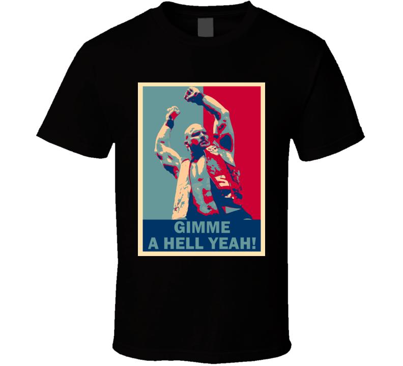 Stone Cold Steve Austin Hell Yeah Wrestling Hope T Shirt