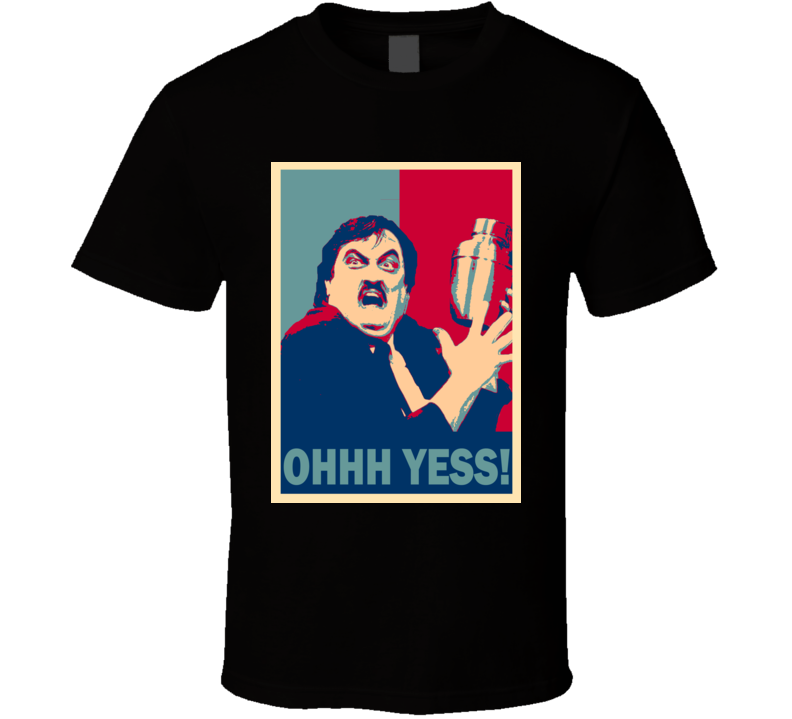 Paul Bearer Oh Yes Wrestling Manager Hope T Shirt