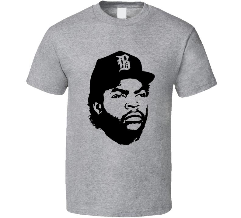 Dough Boy Darren Ice Cube Boyz N The Hood Movie T Shirt