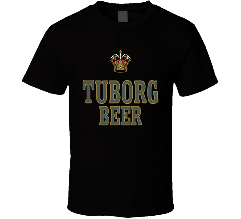 Tuborg Danish Beer Alcohol Drink T Shirt