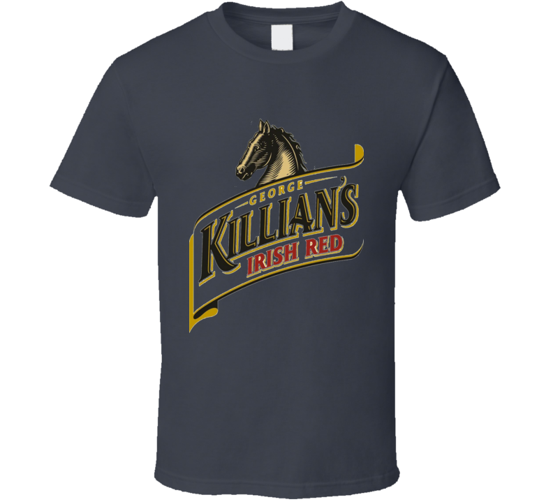 Killian's Irish Red Beer Drink Alcohol T Shirt