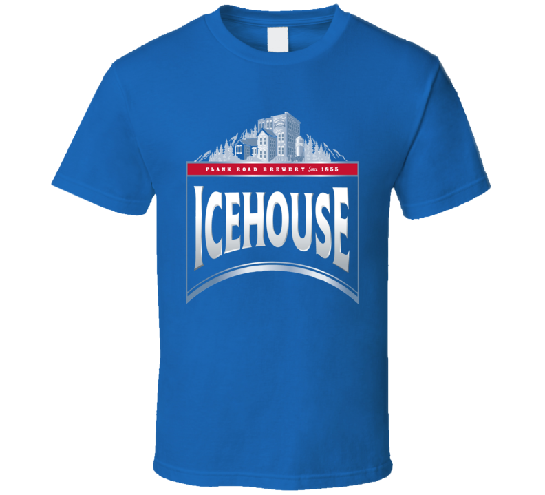 Icehouse Beer Drink Alcohol T Shirt